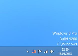 Desktop Version windows 8