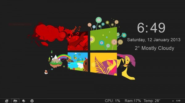 Gray8 new red theme for Windows 8