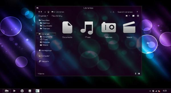 chameleon theme for windows 8