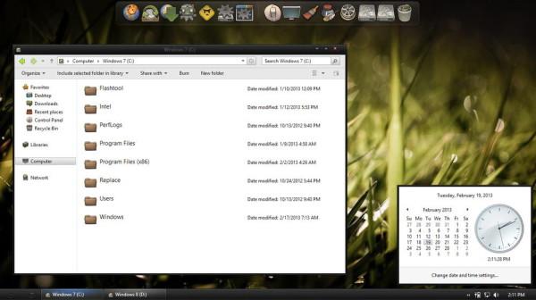 enos theme  for windows 8