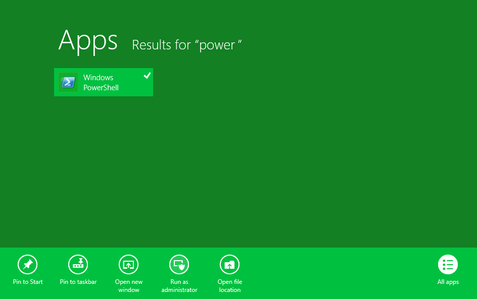 How to remove all bundled Modern apps from your user account in Windows 8