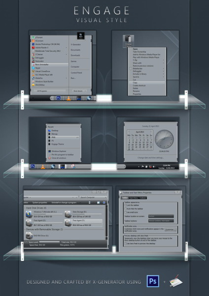 engage vs for windows 7