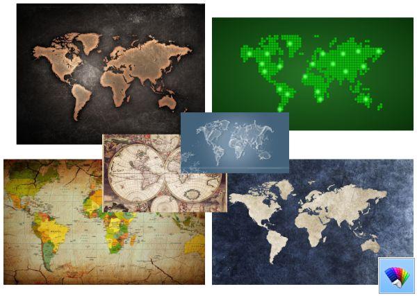 map theme