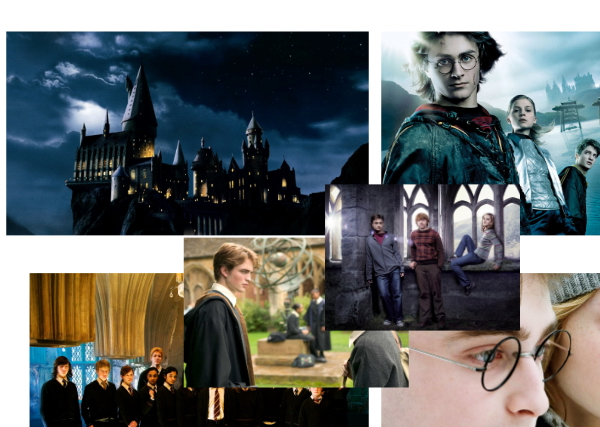 Harry Potter theme for Windows 8