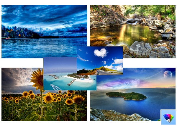 Nature HD#12 theme for Windows 8