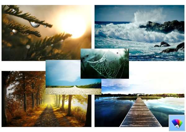 Nature HD#29 theme for Windows 8