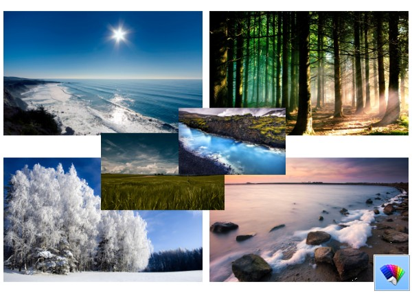 Nature HD#40 theme for Windows 8