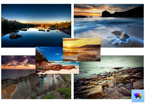 Nature HD#51 theme for Windows 8