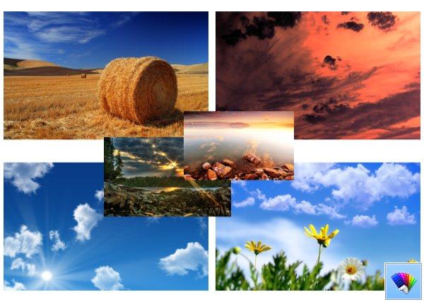 Nature HD#42 theme for Windows 8
