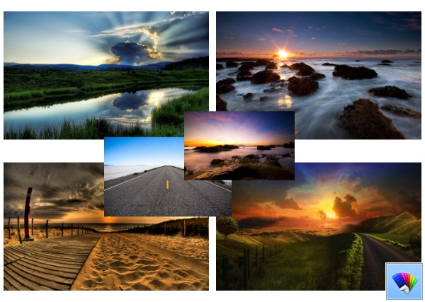 Nature HD#53 theme for Windows 8