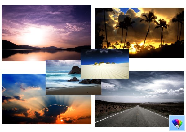 Nature HD#54 theme for Windows 8