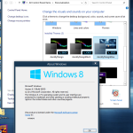 How to install and apply third party themes in Windows 8.1