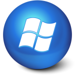 Windows logo ball