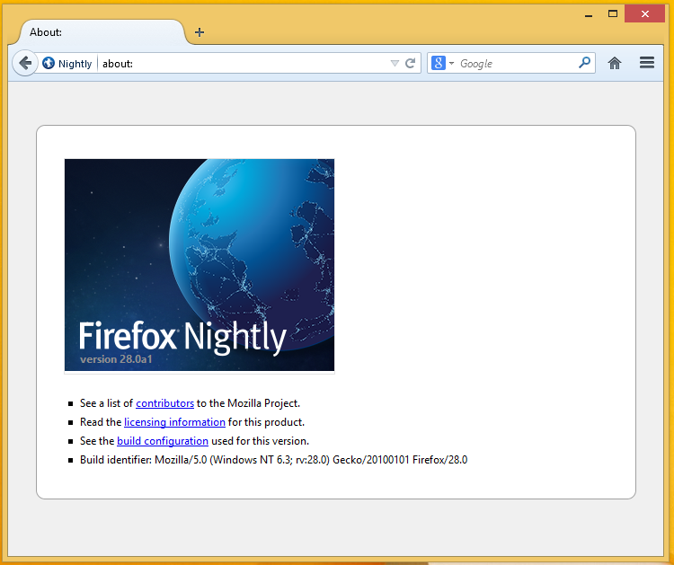How to get rid of Australis in Firefox