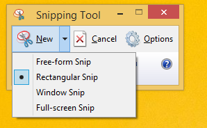 How to take a screenshot in Windows 8 1: three ways without using
