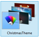 Christmas theme for Windows 8 and Windows 8.1