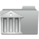 How to change the icon of a folder inside a Library