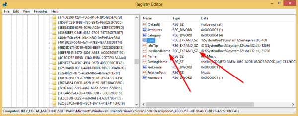 Registry Editor Resized