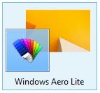 aero lite theme