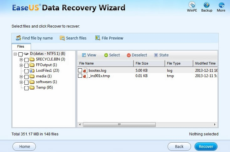 Image result for EaseUS Data Recovery Wizard 12