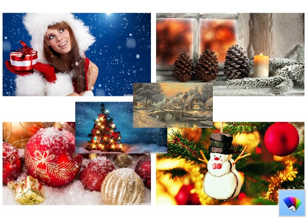 X-mas theme for Windows 8 and Windows 8.1
