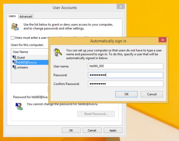 Diagram Autologon With Microsoft Account In Windows 8 1
