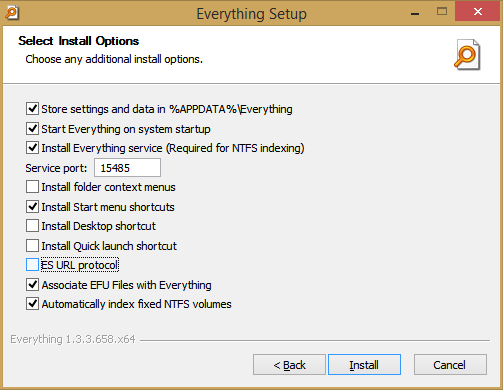 Everything Installer