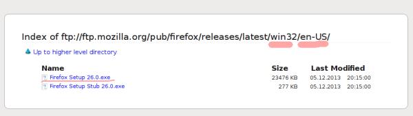 Mozilla Firefox Full Installer