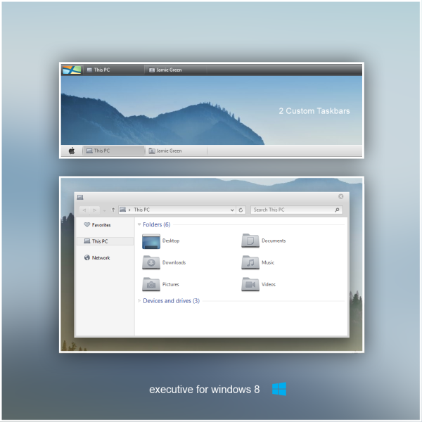 Executive VS for Windows 8 and Windows 8.1