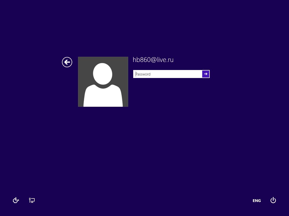 Autologon With Microsoft Account In Windows 8 1