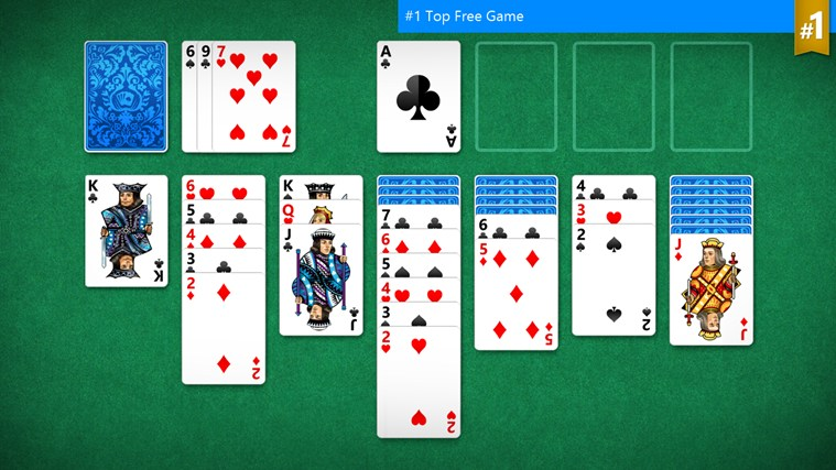 microsoft classic solitaire card game free