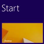 [Fix] Desktop Tile is missing on the Start screen in Windows 8.1