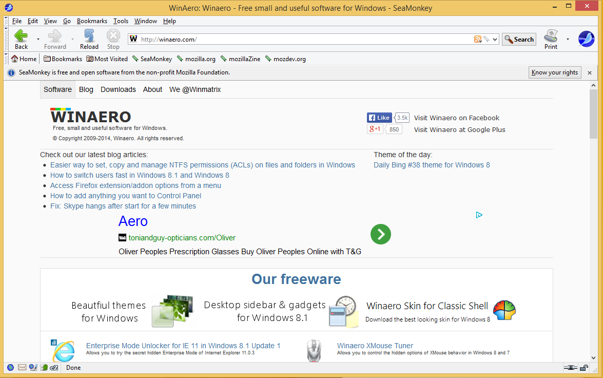 Firefox plans to show ads: what are Firefox alternatives?