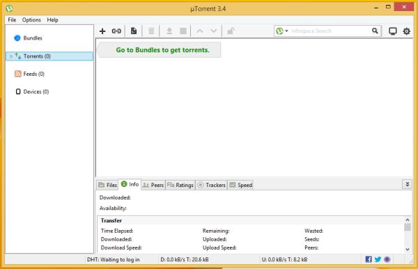 ad-free utorrent