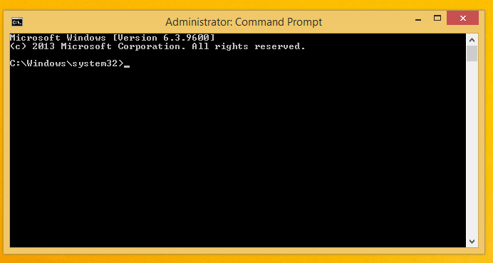 how to create administrator account in windows 8