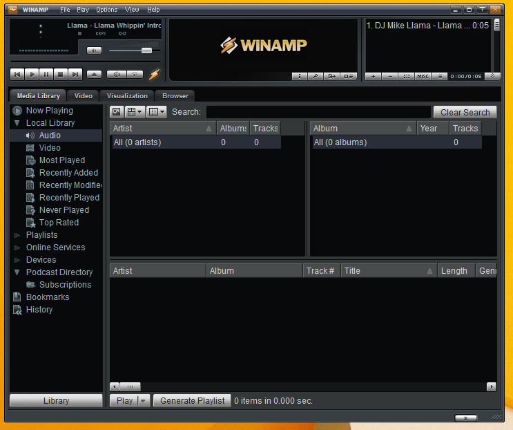 Winamp 6