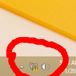 Disable the yellow warning sign from the network icon on the Windows taskbar