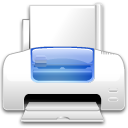 How to open the printer queue from the command line or with a shortcut