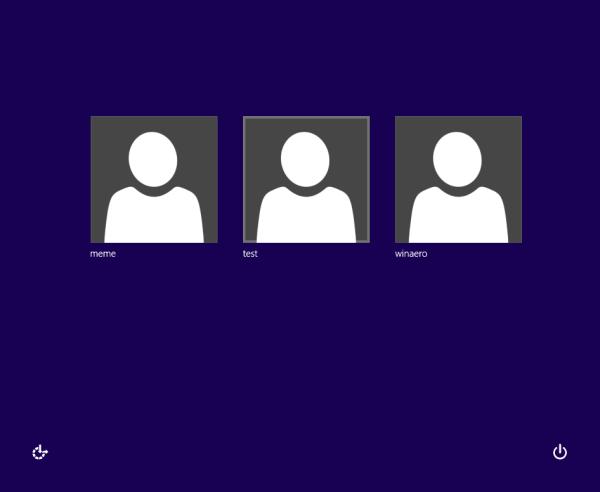 all PC accounts