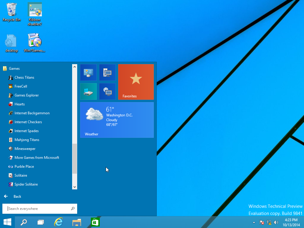 windows 7 till windows 10