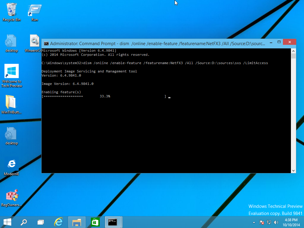 Cmd In Windows Installer