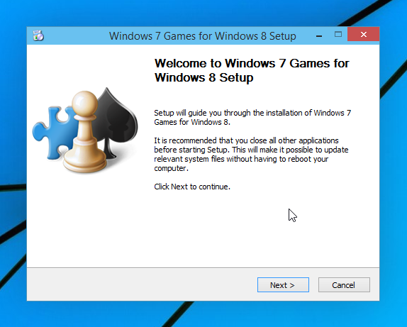 Get Windows 7 Games For Windows 10