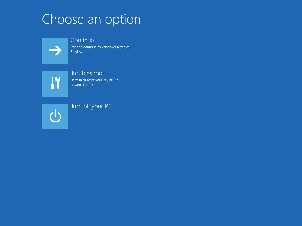critical error win 10 start menu