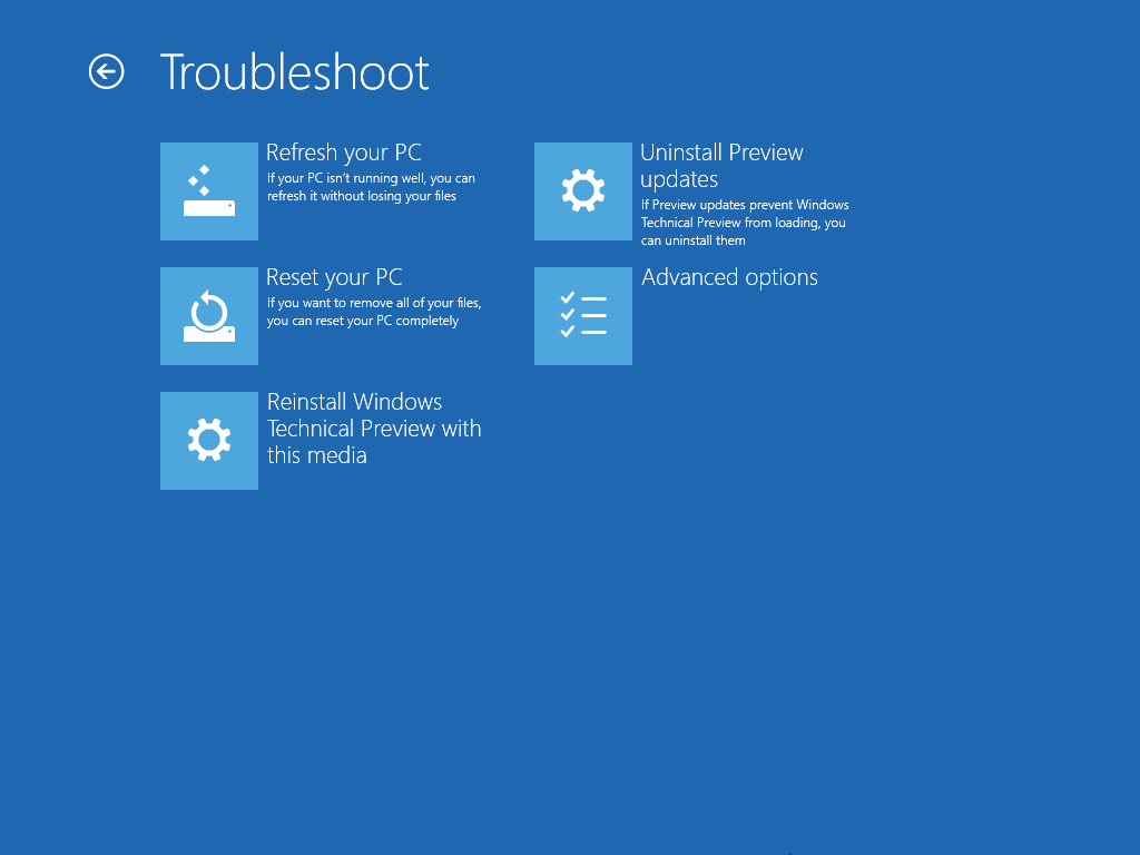 How to reinstall Windows 88