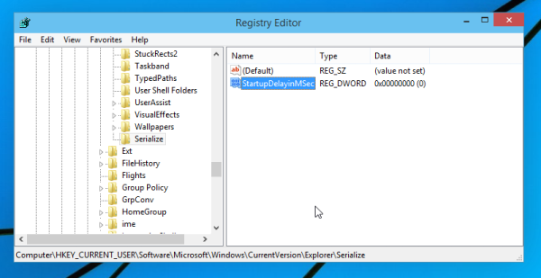 startup delay Windows 10