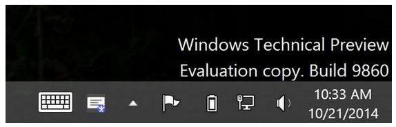 windows 10 build 9860