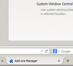 Move tabs and address bar in Firefox to the bottom with Bottom UI