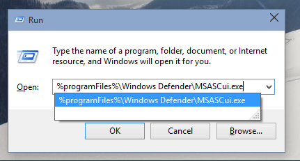 how to keep real-time protection off after restarting windows 10