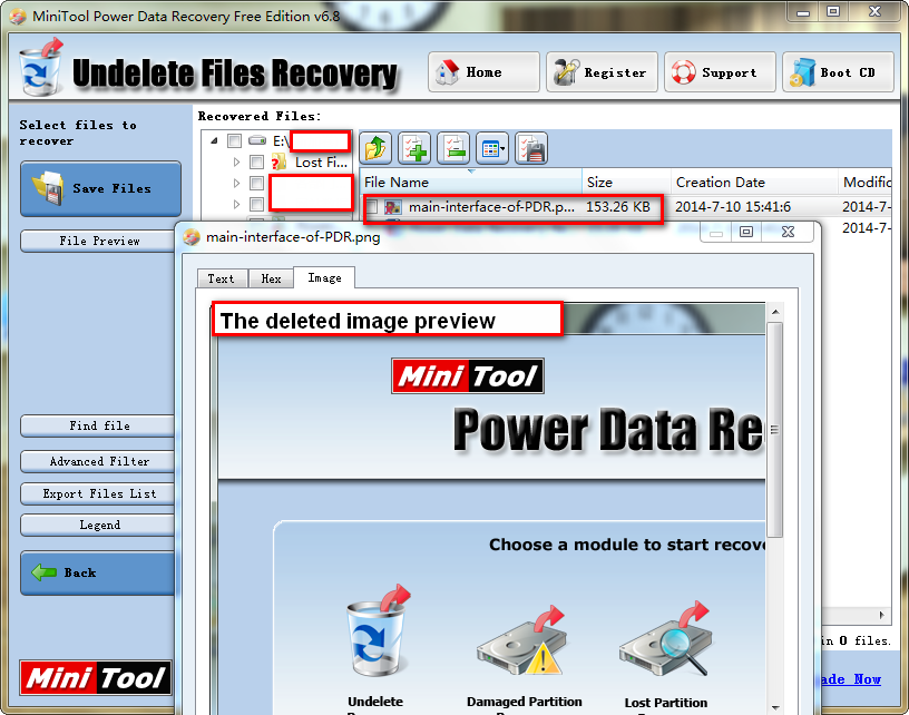 MiniTool Power Data Recovery Personal License Giveaway
