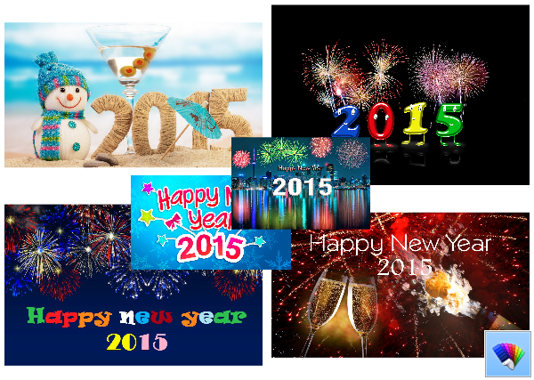 screenshot_New Year 2015 theme